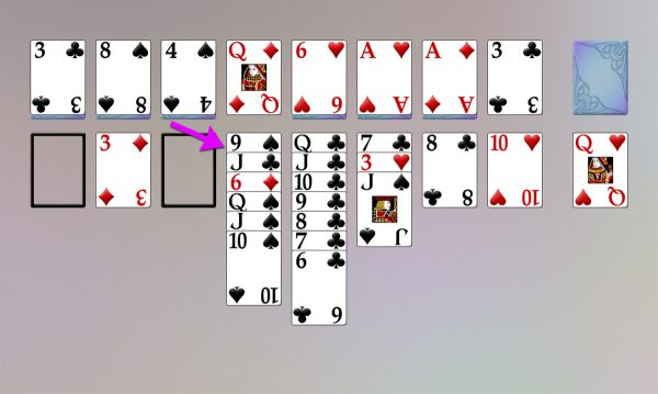 Solitaire Tip