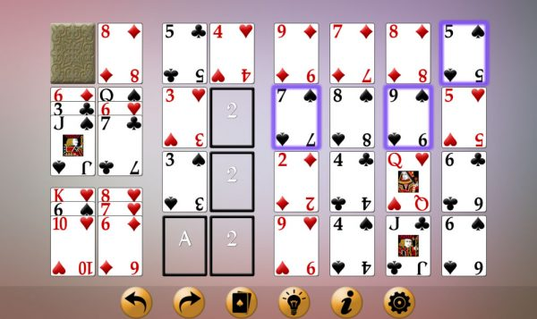 Solitaire Tip Wait for it