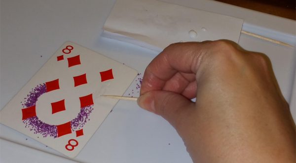 Playing Card Art how to