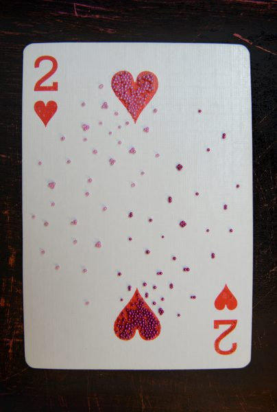 Altered Playing Cards